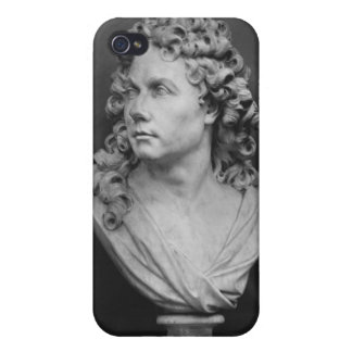 Bust of Robert de Cotte, 1707 iPhone 4/4S Case