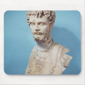 Bust of Septimus Severus Mouse Pad