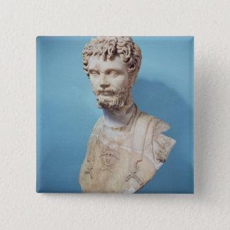 Bust of Septimus Severus Pinback Button