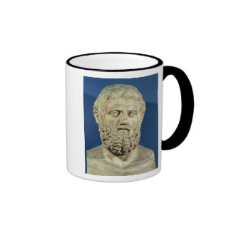 Bust of Sophocles Coffee Mugs