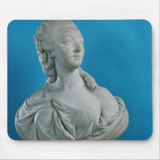Bust of the Countess du Barry  1773 Mouse Pads