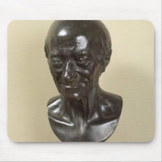 Bust of Voltaire  1778 Mouse Pad