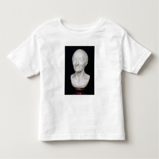 Bust of Voltaire  without his wig, 1778 Toddler T-shirt