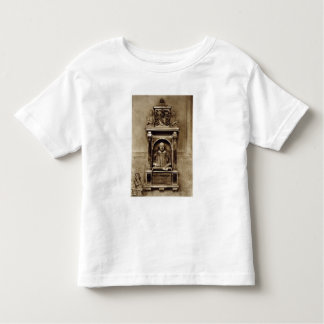 Bust of William Shakespeare (1564-1616) and inscri Toddler T-shirt