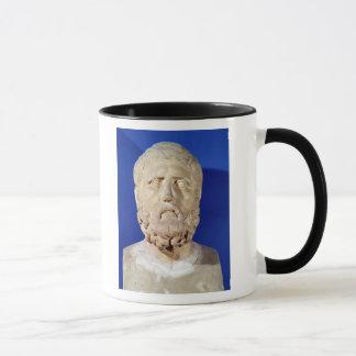 Bust of Zeno of Citium Mug