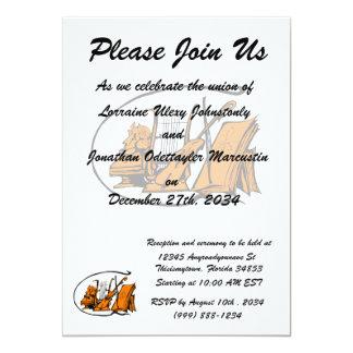 bust orange lyre violin sheet music design.png card