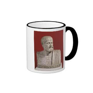 Bust presumed to be Flavius Claudius Julianus Coffee Mugs