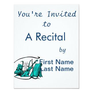 bust teal lyre violin sheet music design.png card
