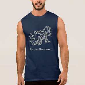Bust the Banksters Sleeveless Shirt