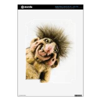 Busta Troll Decal For iPad 3