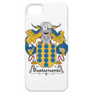 Bustamante Family Crest iPhone 5 Cases