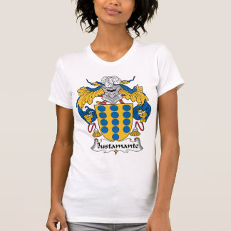 Bustamante Family Crest T-Shirt