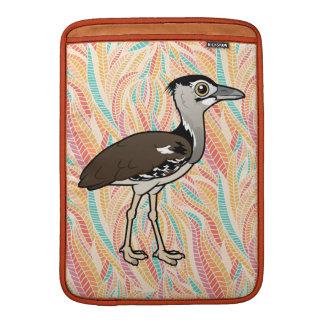 Bustard de Birdorable Kori Funda MacBook