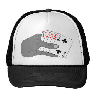 Busted Draw Hat