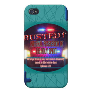Busted! iPhone 4 Cases