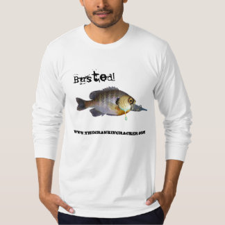 Busted/ Livebait c/ cranks T-Shirt