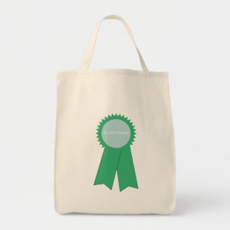 Busted Tees Grocery Tote Bag