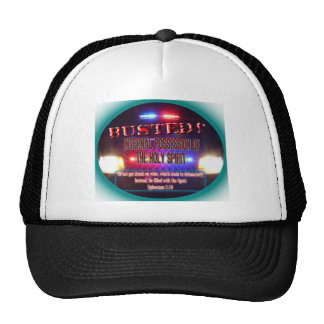 Busted! Trucker Hat
