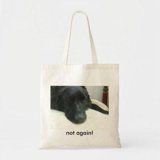 buster 047, not again! tote bag