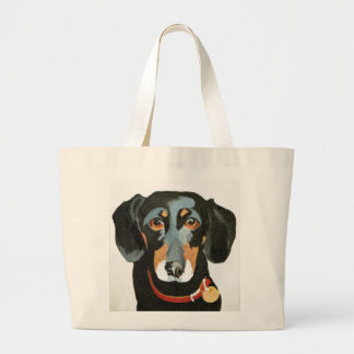 Buster 2012 large tote bag
