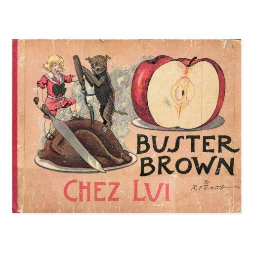 Buster Brown Postal