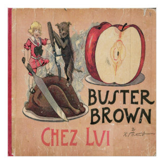 Buster Brown Póster