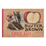 Buster Brown Poster