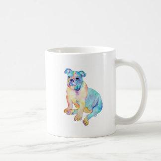 Buster Classic White Coffee Mug