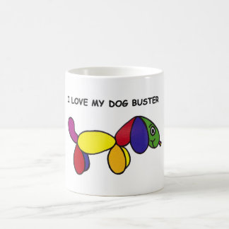 Buster Dog Coffee Mug