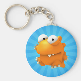 Buster Keychain
