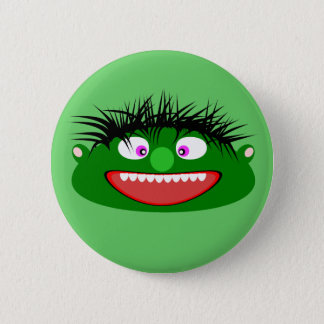 Buster Pinback Button