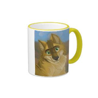 buster ringer coffee mug