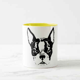Buster Two-Tone Coffee Mug