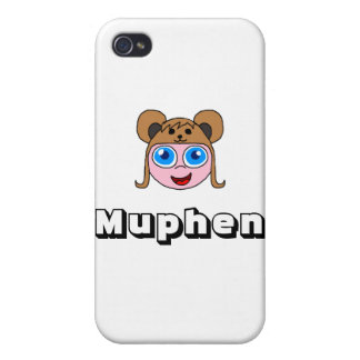 Busterbears iPhone 4/4S Funda
