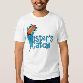 Buster's Catch Logo Design Tee Shirt