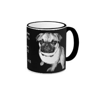 Busters Coffee Ringer Coffee Mug
