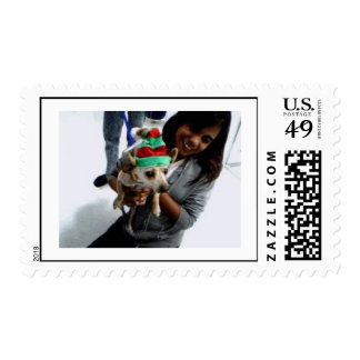 BUSTERS ELF HAT w[1]. EARS Postage Stamps