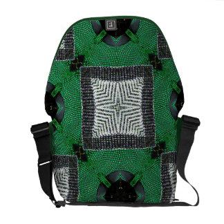 Bustery Backhand Messenger Bag
