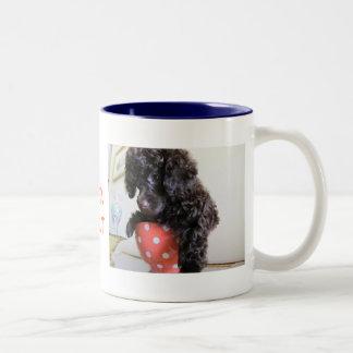 Bustin Out Two-Tone Coffee Mug