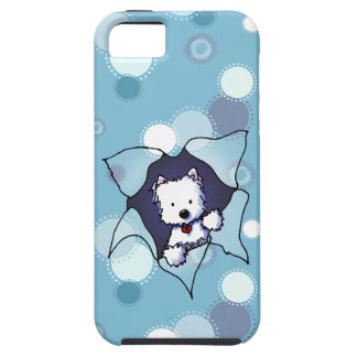 Busting Free Westie iPhone SE/5/5s Case
