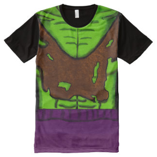 Busting out Green Glow Custome T-Shirt