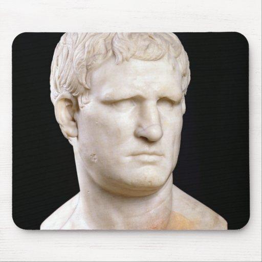 Busto de Agrippa Tapetes De Raton
