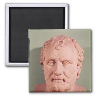 Busto de Eschinus c 480-476 A C Iman De Frigorífico
