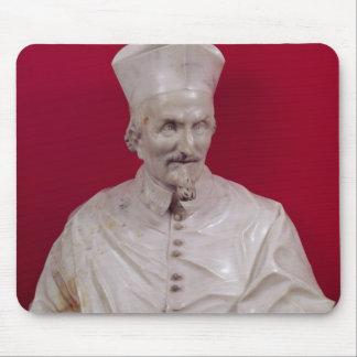 Busto de Francisco cardinal Barberini Mouse Pads