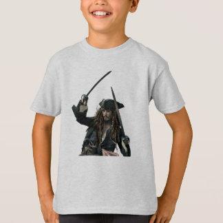 Busto de Jack Sparrow Playera