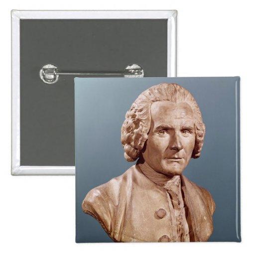 Busto de Jean-Jacques Rousseau Pin