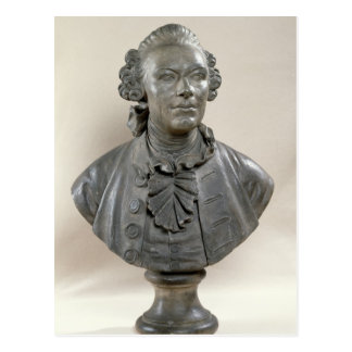 Busto de Johan Jorge Wille Postal