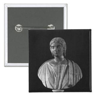 Busto de Julia Mamaea Pin Cuadrada 5 Cm