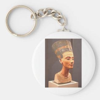 Busto de la reina Nefertiti Llavero
