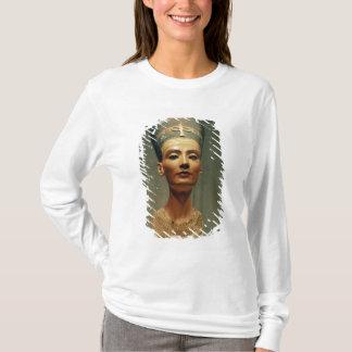 Busto de la reina Nefertiti, vista delantera Playera